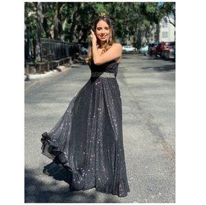 Long Dress- Prom / Military Ball